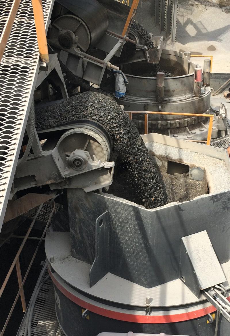 Sandvik crushers producing in Korea - Mineral Processing