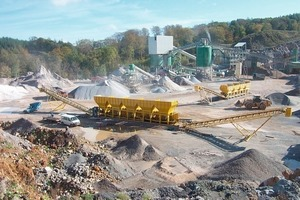 In action, the RD&nbsp;700 gives a real boost to aggregate suppliers' blend portfolio<br />