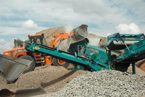 Recycling of construction waste<br />