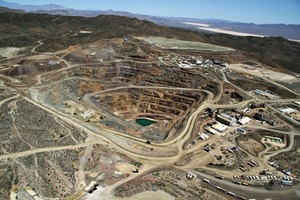 10 Mountain Pass Mine ● Mountain Pass plant