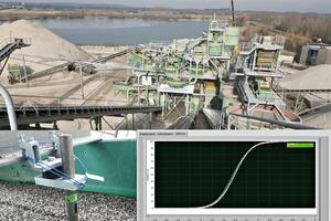 2 Einsatzbereich Kies- und Sandgewinnung • Field of application: extraction of sand and gravel