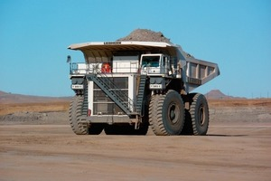 The new Liebherr mining truck<br />