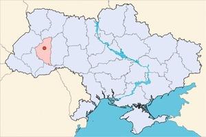 Ternopol region in the Ukraine<br />