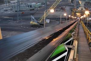 Dawson-Kohleaufbereitungsanlage bei Anglo Coal in Australien  •  Dawson coal beneficiation plant at Anglo Coal in Australia<br />