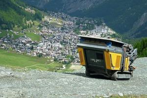 5 RM 80GO! in Saas-Fee/Schweiz
