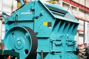 AP-KMH 1625 – die größte Sekundärbrechmaschine, die in Polen eingesetzt wird # AP-KMH 1625 – the biggest secondary crushing machine which will be operated in Poland<br />