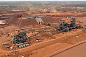 """<div class=""""bildtext"""">3Trockene Eisenerzaufbereitung • Dry iron ore processing</div>"""