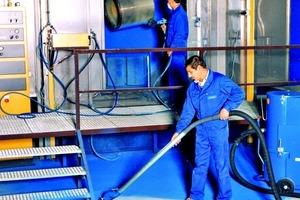 Industriesauger • Industrial vacuum cleaner<br />
