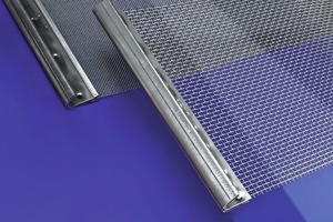 Industriesiebe – Alle Anforderungen sicher im Griff # Industrial wire screens for every kind of screening machines