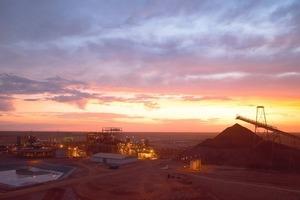 Prominent Hill copper concentrator (OZ Minerals)<br />