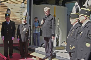 3 Prof.-Dr. Ing. Georg Unland, Saxony's State Ministry for Finance at the solemn consecration of the well house