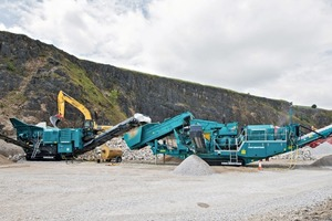 "<div class=""bildtext"">2	Backenbrecher Premiertrak 600 und Kegelbrecher 1150 Maxtrak Premiertrak 600 jaw crusher and 1150 Maxtrak cone crusher</div>"