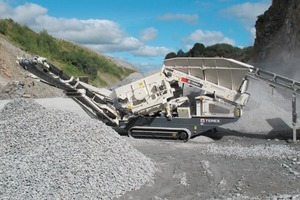 Screening plants from Terex Finlay<br /><br />