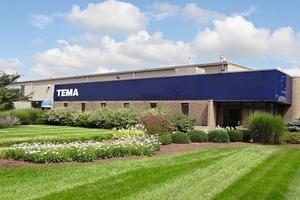 "<div class=""bildtext"">7 Standort der Tochtergesellschaft Tema Systems Inc. in Cincinnati, Ohio/USA • Headquarters of the subsidiary Tema Systems Inc. in Cincinnati, Ohio/USA</div>"
