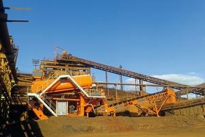 3CDE Eisenerz-Aufbereitungsanlage in Vallourec/Brasilien<br />