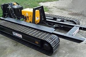 """<span class=""""bildunterschrift_hervorgehoben"""">1</span>Das neue BMD-Raupenfahrwerk macht die RA 700/6 noch mobiler • The new BMD crawler chassis makes the RA 700/6 more mobile<br />"""