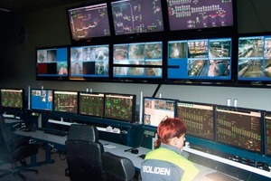 ABB's Extended Automation System 800xA controls the whole plant<br />