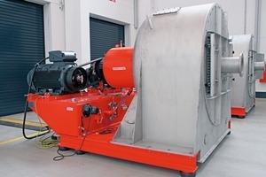 """<div class=""""bildtext"""">13 Siebschnecken-Zentrifuge CONTURBEX Modell CX 1500 • CONTURBEX CX 1500 worm/screen centrifuge</div>"""