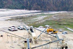 1 Nepals erste modulare Brech- und Siebanlage - geliefert von Metso # Nepal's first modular crushing and screening plant, delivered by Metso