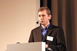 """<div class=""""bildtext"""">Dipl.-Ing. Tom Leistner, Abteilung Aufbereitung, Helmholtz-Institut Freiberg für Ressourcentechnologie</div>"""
