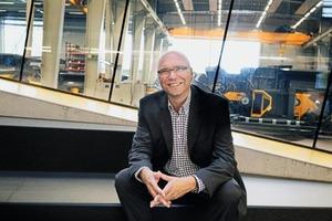 2 Gerald Hanisch, Firmengründer und CEO
