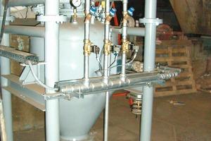 pneuwork<sup>®</sup> dense phase conveying technology <br />