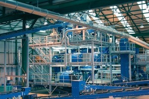 Glass Processing Plant in Sheffield<br />
