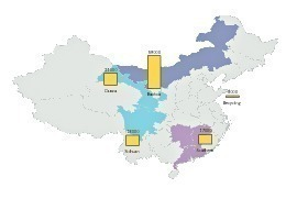 6 Produktion in China ● Production in China
