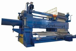 Filterpresse von Industrial Process Machinery<br />