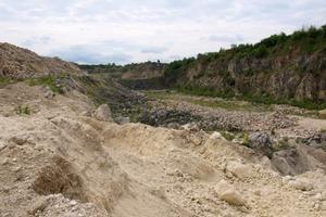 The local quarry<br />