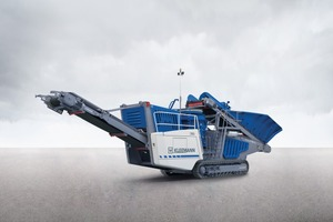 "<div class=""bildtext"">With the MOBICONE MCO 11 PRO, Kleemann heralds a new generation of mobile quarry plants</div>"