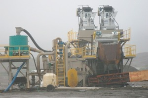 HAVER NIAGARA Hydro-Clean<sup>®</sup> units of the third generation in a Canadian platinum processing plant<br /><br />