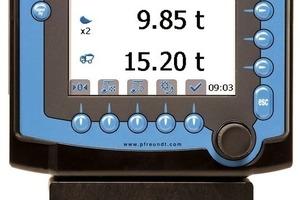 Electronic display unit pControl<br />