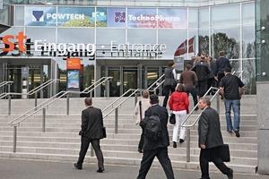 "<span class=""bildunterschrift_hervorgehoben"">1</span>Messezentrum Nürnberg • Exhibition Centre Nuremberg"