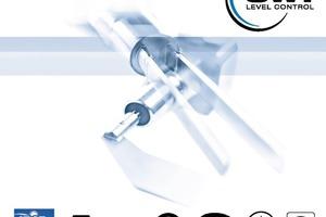 """<span class=""""bildunterschrift_hervorgehoben"""">3</span>Drehflügelmelder der UWT-Serie ROTONIVO<sup>®</sup> 6000 und Schwinggabelsensoren der UWT-Serie VIBRANIVO<sup>®</sup>6000 garantieren Anlagensicherheit durch ihre zertifizierte Bauweise<br /> The UWT ROTONIVO<sup>®</sup>Series6000 paddle switch and the UWTVIBRANIVO<sup>®</sup>Series6000 vibrating fork guarantee system security through its certified design"""
