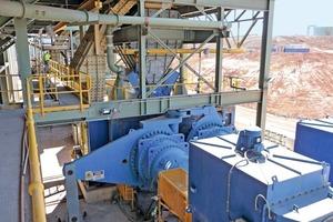3 HPGR für die Vermahlung von Golderz in Australien • HPGR for grinding gold ore in Australia