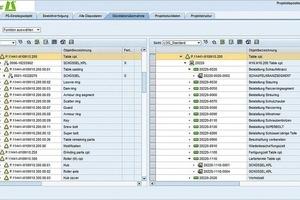 Milliarum SAP-Add-on: Progress Tracking für Bestellungen • Milliarum SAP add-on: progress tracking of orders<br />