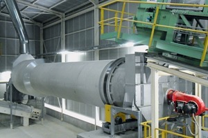 "<span class=""bildunterschrift_hervorgehoben"">1</span>	Kombinierte Trocken-Reinigungs-Trommel • Combination of rotary dryer and cleaning drum"