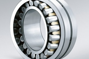 Spherical roller bearings for use in extreme con­ditions<br />