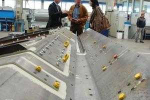 Die Fertigung von Aufbereitungsmaschinen erfolgt am Standort Münster<br />