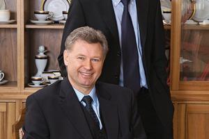 """<div class=""""bildtext"""">3Firmeninhaber und Präsident des Verwaltungsrates Vojtech Zítko mit seinem Nachfolger und Stellvertreter Vojtech Zítko jun.</div>"""