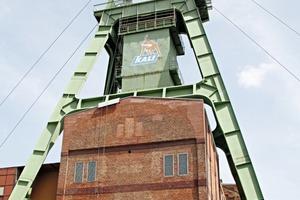 "<span class=""bildunterschrift_hervorgehoben"">1</span>Förderturm Standort Hattdorf • Shaft tower of Hattorf site<br />"