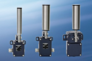 """<div class=""""bildtext"""">Schmersal's new range of belt alignment switches offer a wide variety of options to cover different requirements</div>"""