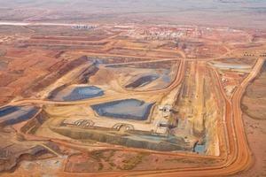Mine development (Citic Pacific Mining)<br />