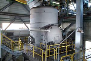 """<div class=""""bildtext"""">Gleicher Mühlentyp, LM 28.2 D, installiert in Schwarze Pumpe, Deutschland •Similar mill type LM 28.2 D installed in Schwarze Pumpe, Germany</div>"""