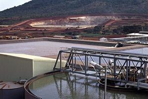 14 Geita Goldmine in Tansania • Geita gold mine in Tanzania<br />