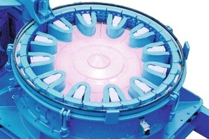 b Machine type with horseshoe-shaped impellers<br />