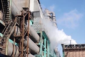 1 Rauchgasentschwefelung in Verbrennungsanlagen • Flue gas desulphurization in incinerators<br />