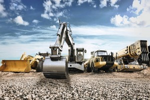 "<div class=""bildtext"">Continental will display new solutions from its wide-ranging portfolio for construction vehicles, con-struction machinery, and for industrial applications in machine and plant engineering at bauma 2016</div>"