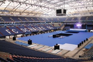"<span class=""bildunterschrift_hervorgehoben"">21</span> ""Auf Schalke"": Abendveranstaltung in der Veltins-Arena	 ""At Schalke"": Evening event at the Veltins Arena"